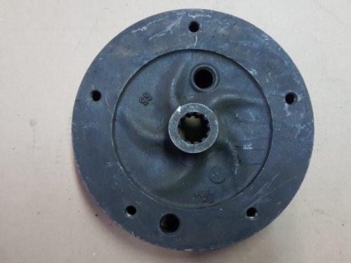 311501615 Brake drum, rear, pair