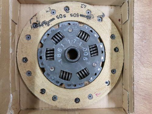 69211601601 Clutch disc 200mm