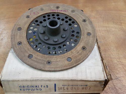 1864046002 Clutch disc 200mm