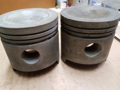 311107101AD Piston 83mm, recessed piston
