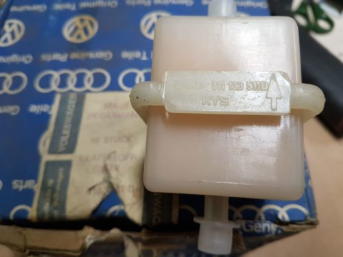 311133511D Fuel filter, injection