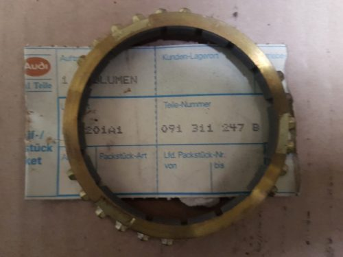 091311247B Synchronizer stop ring, 1st speed