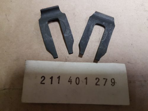 211401279 Lock plate, rubber stop