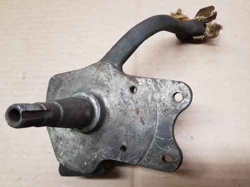 113405311D Steering knuckle, left, disc brake