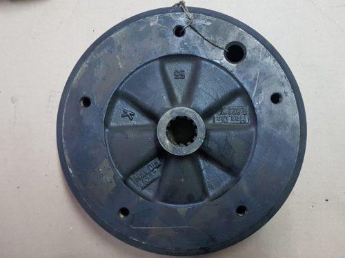 311501615E Brake drum, rear