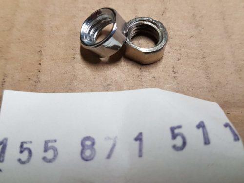 155871511 Nut M8, hook top lock