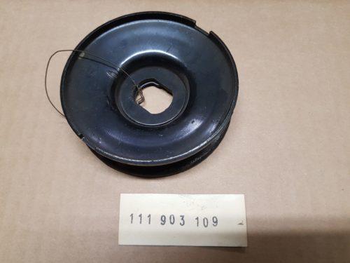 111903109 Generator pulley, 13mm belt