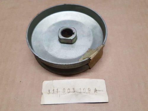 311903109A Generator pulley ∅ 100mm, 12v