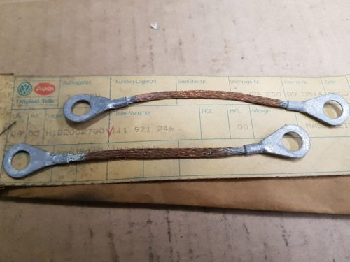 35647104 Ground strap, steering coupling