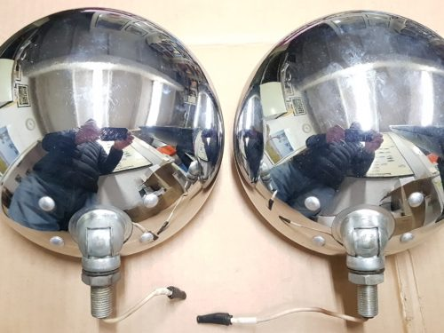 SEV MARCHAL Fog headlamp set