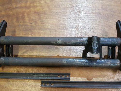 211401021 Front axle beam
