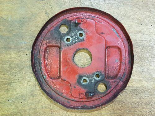 211609139A U Back plate, front brake, left