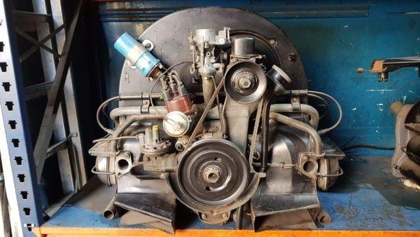 111100021CX Engine assy