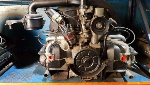 211100021AX Engine assy
