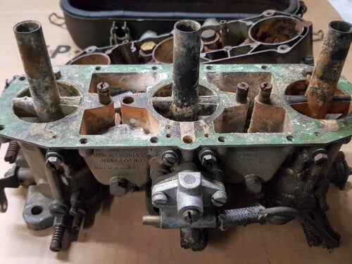 91110812302 Carburetors Zenith 40TIN