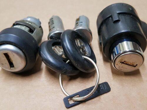 171898081 Lock kit same key