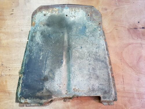 211703611C Cover plate pedal