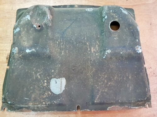 211703611F Cover plate pedal